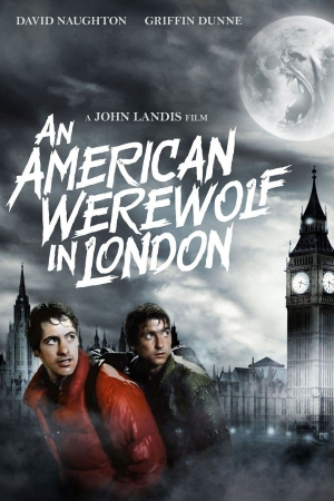 An American Werewolf in London (1981) คนหอน คืนโหด - Cover