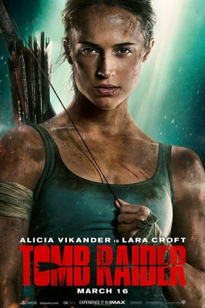 Tomb Raider 2018 ทูม เรเดอร์ - Cover