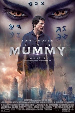 The Mummy เดอะ มัมมี่ 2017 - Cover