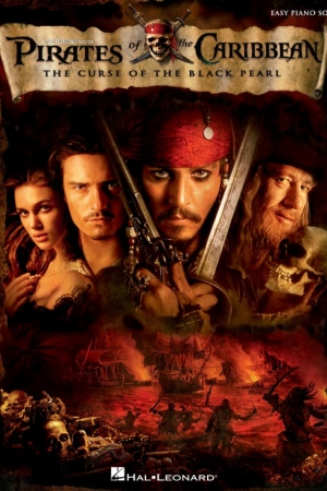 Pirates of the Caribbean 1 : The Curse of the Black Pearl คืนชีพกองทัพโจรสลัดสยองโลก 2003 - Cover