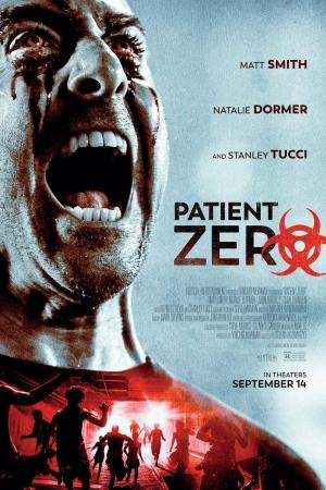 Patient Zero (2018) ไวรัสพันธุ์นรก บรรยายไทย - Cover