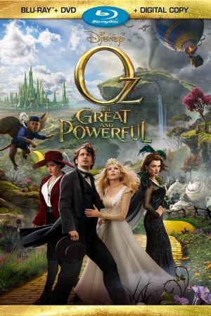 Oz the Great and Powerful 2013 ออซ มหัศจรรย์พ่อมดผู้ยิ่งใหญ่ - Cover