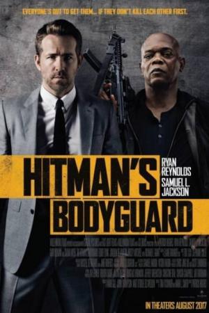 The Hitman`s Bodyguard 2017 แสบ ซ่าส์ แบบว่าบอดี้การ์ด - Cover