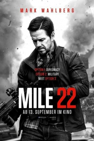 Mile 22 คนมหากาฬเดือดมหาประลัย 2018 - Cover