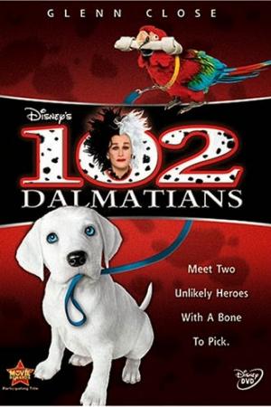 102 Dalmatians (2000) 102 จุดจุ้น..วุ่นเกินร้อย - Cover