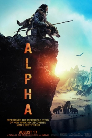 ALPHA (2018) - ผจญนรกแดนทมิฬ 20,000 ปี - Cover