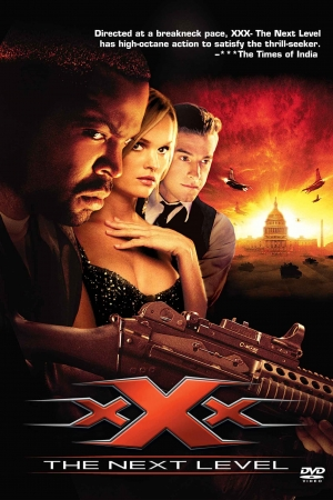 xXx 2 : State of the Union ทริปเปิ้ลเอ๊กซ์ 2 พยัคฆ์ร้ายพันธุ์ดุ 2005 - Cover