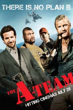 The A-Team เอ-ทีม หน่วยพิฆาตเดนตาย 2010 - Cover