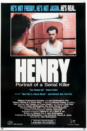 Henry: Portrait of a Serial Killer (1986) ฆาตกรสุดโหดโคตรอำมหิตจิตเย็นชา [บรรยายไทย] - Cover