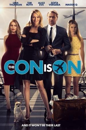 The Con Is On ปล้นวายป่วง 2018 - Cover