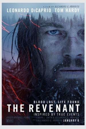 The Revenant (2016) เดอะ เรเวแนนท์ ต้องรอด - Cover