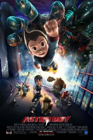 Astro Boy (2009) เจ้าหนูปรมาณู - Cover