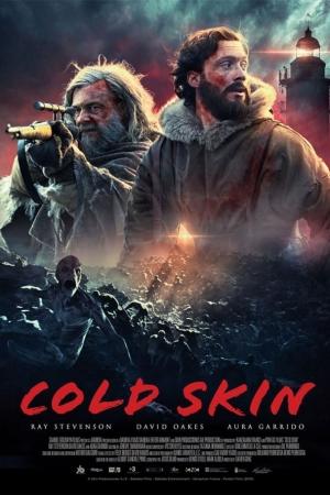 Cold Skin (2017) พรายนรก ป้อมทมิฬ - Cover