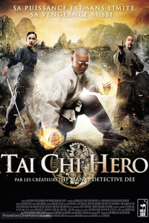 Tai Chi Hero (2012) ไทเก๊ก หมัดเล็กเหล็กตัน 2 - Cover