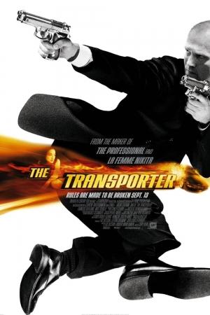 The Transporter 1 เพชฌฆาต สัญชาติเทอร์โบ 1 (2002)  - Cover