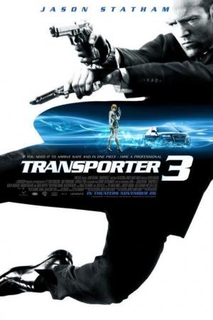 Transporter 3 เพชฌฆาต สัญชาติเทอร์โบ 3 (2008) - Cover