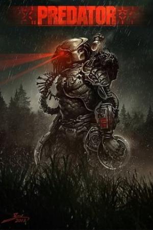 The Predator 2018 เดอะ เพรดเดเทอร์ - Cover