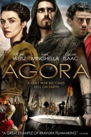 AGORA - มหาศึกศรัทธากุมชะตาโลก (2009) - Cover