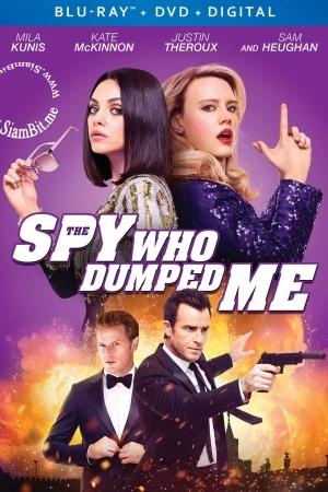 The Spy Who Dumped Me (2018) : 2 สปาย สวมรอยข้ามโลก  - Cover