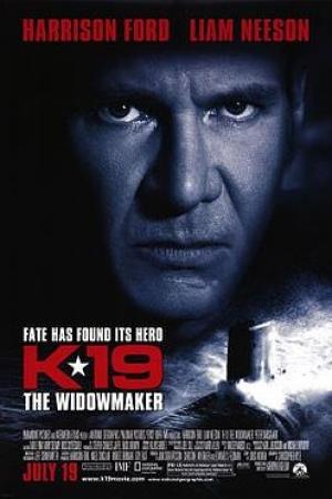 K-19 The Widowmaker (2002) ลึกมฤตยู นิวเคลียร์ล้างโลก - Cover