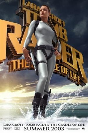 Lara Croft Tomb Raider  2003 ลาร่า ครอฟท์ ทูม เรเดอร์ 2 - Cover