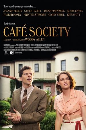 Cafe Society (2016) ณ ที่นั่นเรารักกัน - Cover