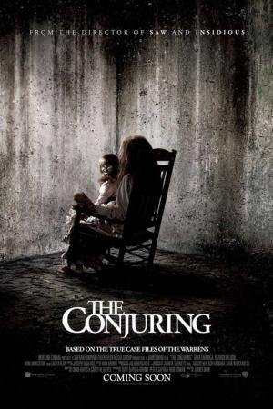 The Conjuring (2013) คนเรียกผี ภาค 1 - Cover