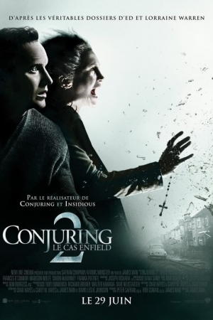 The Conjuring 2 (2016) : คนเรียกผี 2 - Cover
