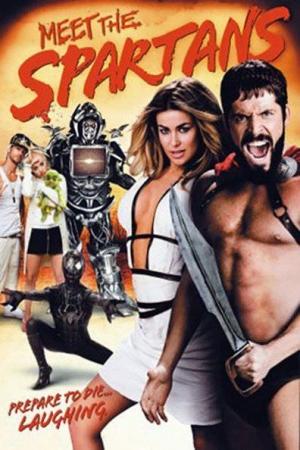 Meet The Spartans (2008) ขุนศึกพิศดารสะท้านโลก - Cover