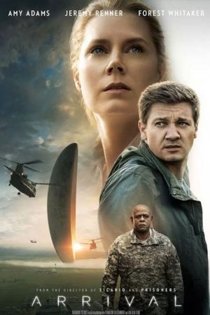 Arrival (2016) ผู้มาเยือน - Cover