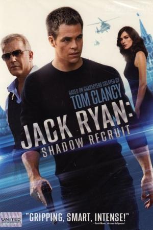 Jack Ryan Shadow Recruit 2014 แจ็ค ไรอัน สายลับไร้เงา - Cover