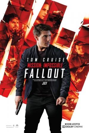 Mission: Impossible Fallout (2018) มิชชั่น: อิมพอสซิเบิ้ล ฟอลล์เอาท์  - Cover