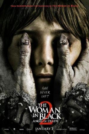 The Woman in Black 2 Angel of Death (2014) ชุดดำสัมผัสมรณะ - Cover