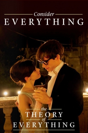 The Theory Of Everything (2014) ทฤษฎีรักนิรันดร - Cover