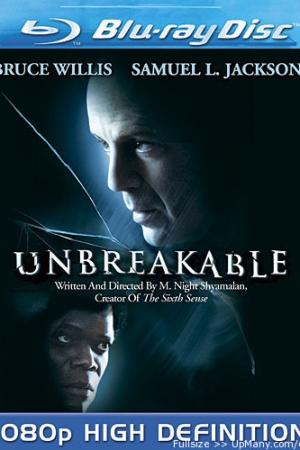 Unbreakable (2000) เฉียดชะตา...สยอง - Cover