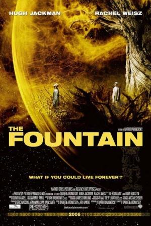 The Fountain (2006) เดอะ ฟาวเทน อมตะรักชั่วนิรันดร์ - Cover