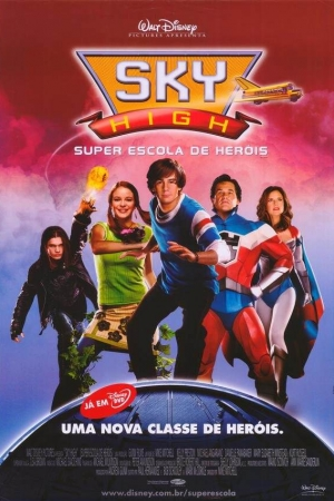 SKY HIGH (2005) สกายไฮ รวมพันธุ์โจ๋ พลังเหนือโลก - Cover