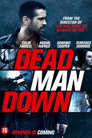 Dead Man Down (2013) แค้นได้ตายไม่เป็น - Cover