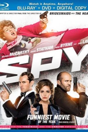 Spy (2015) สปาย  - Cover