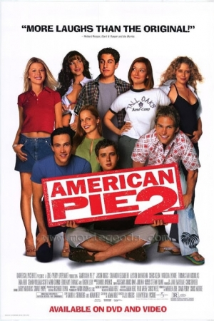 American Pie 2 อเมริกันพาย 2 จุ๊จุ๊จุ๊…แอ้มสาวให้ได้ก่อนเปิดเทอม 2001 - Cover