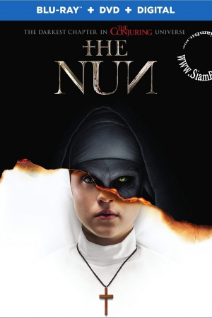 The Nun (2018) : เดอะ นัน  - Cover