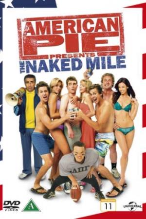 American Pie 5 The Naked Mile แอ้มเย้ยฟ้า ท้ามาราธอน - Cover