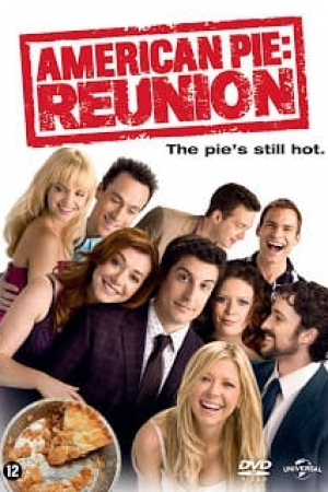 American Pie 8 American Reunion (2012) คืนสู่เหย้าแก็งค์แอ้มสาว - Cover