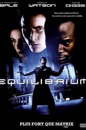 Equilibrium (2002) นักบวชฆ่าไม่ต้องบวช - Cover