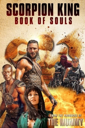 Scorpion King: Book Of Souls (2018)  เดอะ สกอร์เปี้ยน คิง 5: ชิงคัมภีร์วิญญาณ - Cover