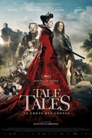 Tale of Tales (2015) ตำนานนิทานทมิฬ - Cover