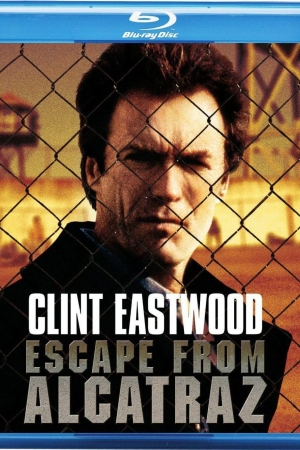 Escape From Alcatraz (1979) | ฉีกคุกอัลคาทราซ - Cover