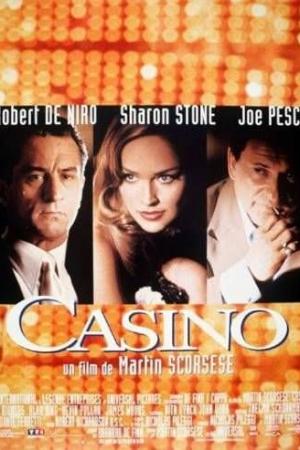Casino (1995) รัก หักเหลี่ยมคาสิโน - Cover