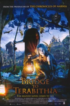 Bridge To Terabithia (2007) ทีราบิเตีย สะพานมหัศจรรย์ - Cover