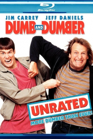 Dumb & Dumber (1994) ใครว่าเราแกล้งโง่ 1 - Cover